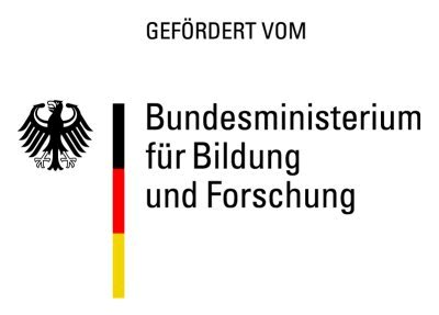 Gefoerdert vom Bundesministerium für Bildung und Forschung