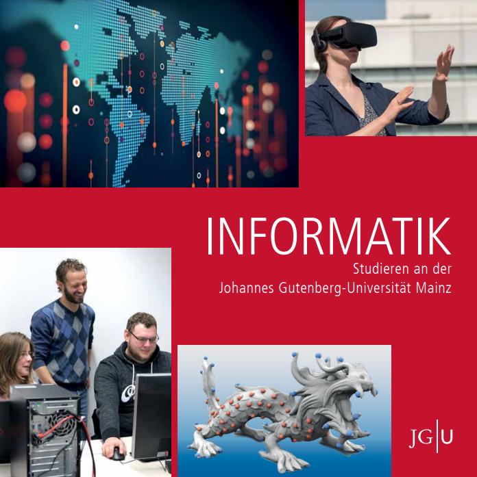 Informatik-Broschüre